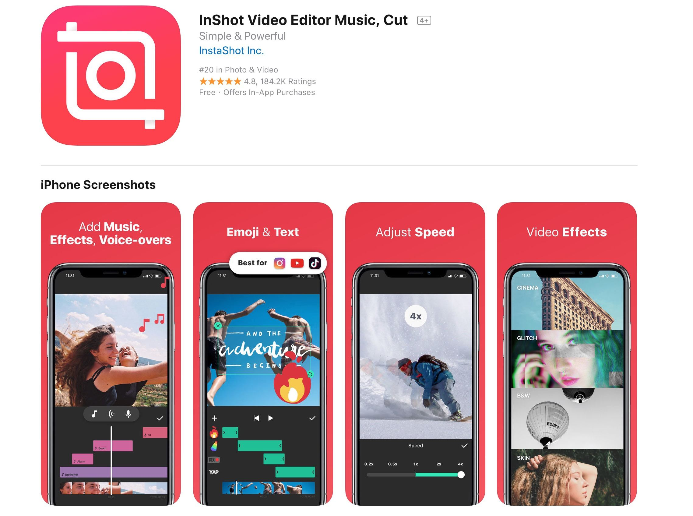 music editing app for android